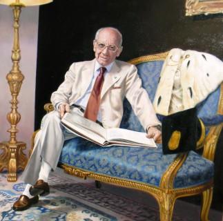 Ritratto del professor Palmieri