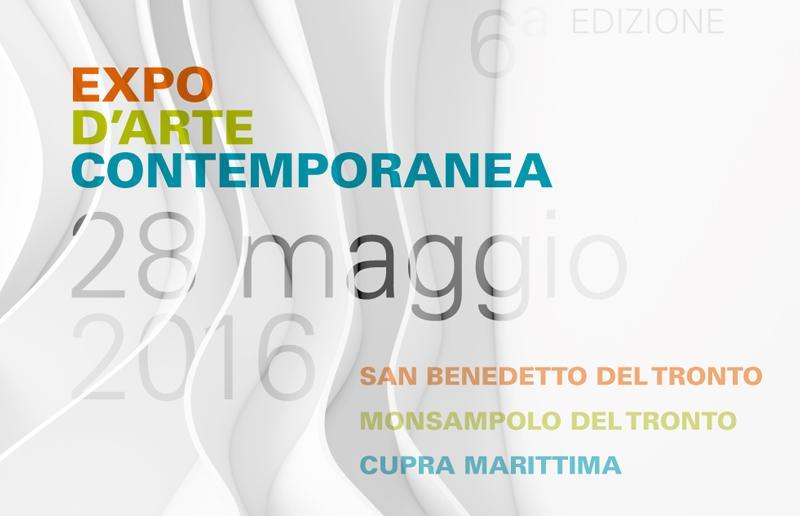 Marche Centro d'Arte inaugura la VI edizione dell'Expo di arte contemporanea