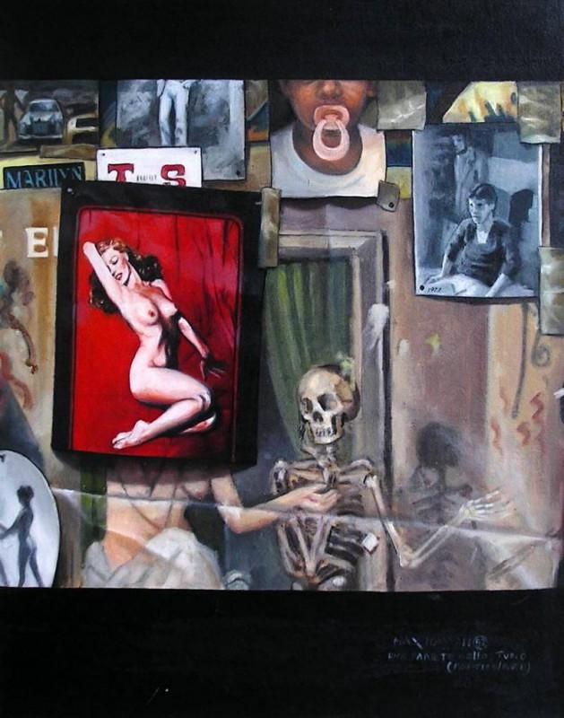 Modelle, nudo artistico e ritratto da foto